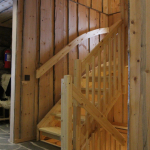 Iso Luostakka portaikko