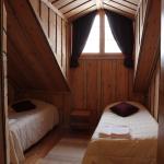 Iso Luostakka - makuuhuone