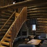 Pikku Luostakka - Olohuone