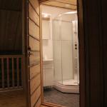 Pikku Luostakka - Yläkerran pesuhuone