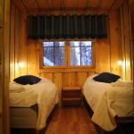 Pikku Luostakka - Alakerran makuuhuone