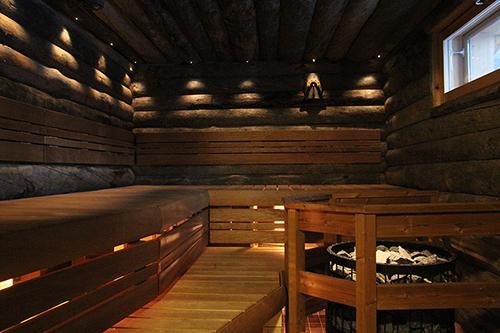 Sauna (Iso Luostakka)